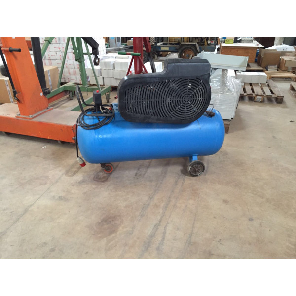 Air Compressor ABAC 5.5HP - 270LT - Used
