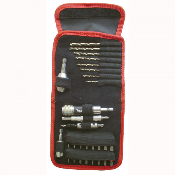 Drill Bit Guide and Driver Set 29 MAKITA -  P-46523