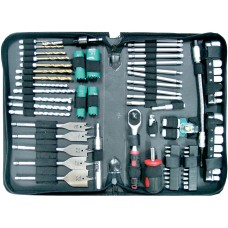 Tool set for drilling and screwing MAKITA pieces 79 -  P-52065
