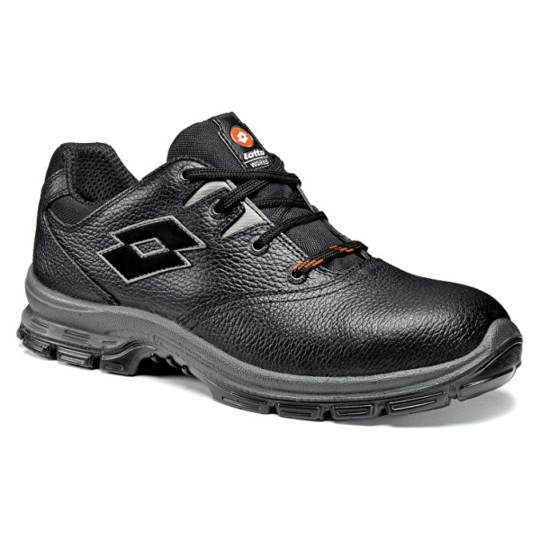 SAFETY SHOE LOTTO SPRINT 101 BLACK - S3 SRC - ART. Q8363