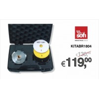 "PROMO MARMOTEC - SET POLISHING ""DIAHARD XT3"""